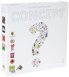 Board Game: Galápagos Jogos - Concept