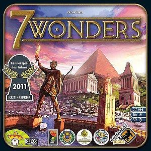 Board Game: Galápagos Jogos - 7 Wonders