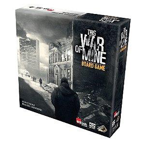 Board Game: Galápagos Jogos - This War Of Mine