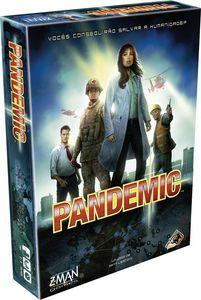 Board Game: Galápagos Jogos - Pandemic