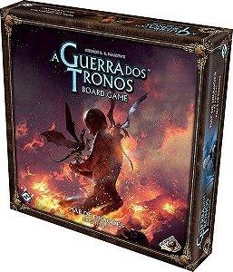 Board Game: Galápagos Jogos - A Guerra Dos Tronos - Mãe dos Dragões (Expansão)