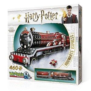 Quebra-Cabeças 3D: Galápagos Jogos - Harry Potter Trem Hogwarts Express