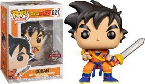 Funko Pop Animation: Dragon Ball Z - Gohan (Exclusivo) #621