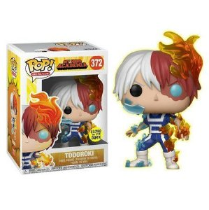 Funko Pop Animation: My Hero Academia - Todoroki (Exclusivo) #372