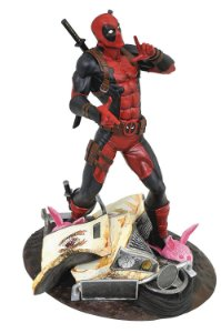 Diamond Select Toys Marvel Gallery: Deadpool