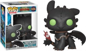Funko Pop Movies: how train your dragon - Toothless #686