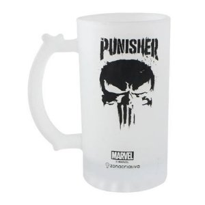 Caneca de Chopp - The Punisher