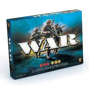 Board Game: Grow Jogos - War O Jogo de Estratégia