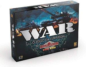 Board Game: Grow Jogos - War Edição Especial