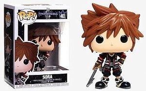 Funko Pop: Kingdom Hearts III - Sora #483
