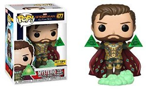 Funko Pop: Spider-Man Far From Home - Mysterio (Exclusive) #477