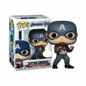 Funko Pop: Avengers Endgame - Captain America (Exclusive) #450