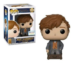 Funko Pop: Fantastic Beast Grindelwald Crimes - Newt Scamander (Exclusive) #23