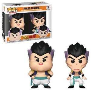 Funko Pop Animation: Dragon Ball Z - Failed Fusions #2Pack