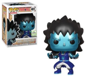 Funko Pop Animation: Fairy Tail - Gajeel (Dragon Force) (Exclusive) #481