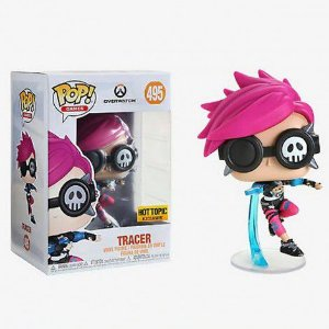 Funko Pop Games: Overwatch - Tracer (Exclusive) #495
