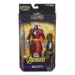 Malekith Marvel Legends Series   Avengers - Baf Monte o Cull Obsidian