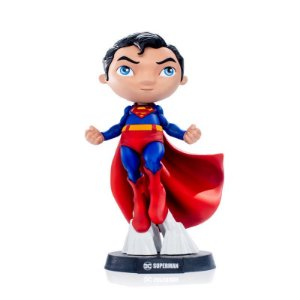 Superman - Minico - Iron Studios