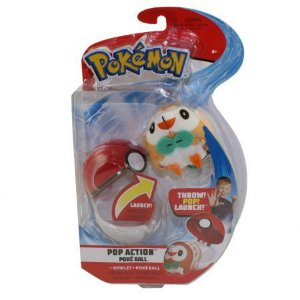 Pokemon - Pop Action Poke Ball