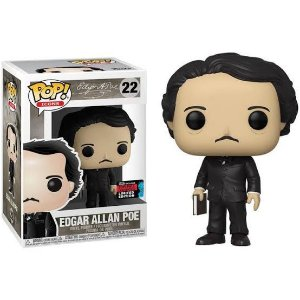 Funko Pop Icons: Edgar Allan Poe (Exclusivo) #22