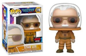 Funko Pop: Guardians Of The Galaxy Vol.2 - Stan Lee (Exclusivo) #519
