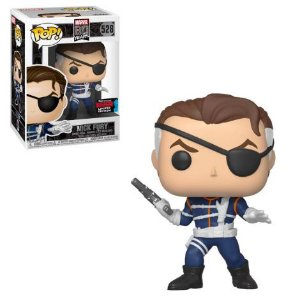 Funko Pop: Marvel 80 Years - Nick Fury (Exclusivo) #528