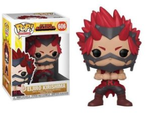 Funko Pop Animation: My Hero Academia - Eijiro Kirishima #606