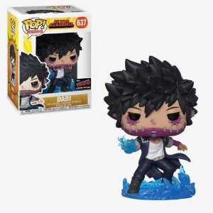 Funko Pop Animation: My Hero Academia - Dabi (Exclusivo) #637