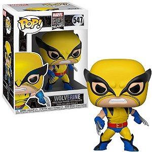 Funko Pop: Marvel 80TH Years - Wolverine #547