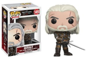 Funko Pop Games: The Witcher - Geralt #149