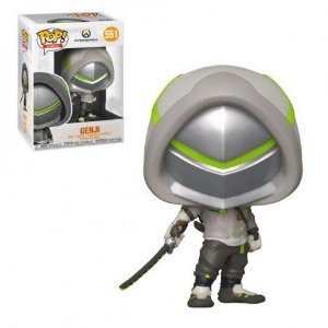 Funko Pop Games: Overwatch - Genji #551