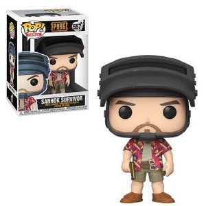Funko Pop Games: PUBG - Sanhok Survivor #557