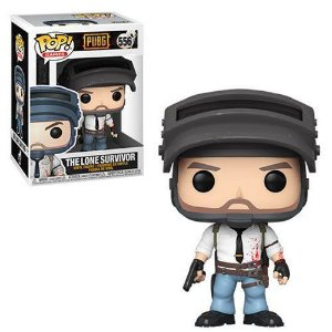 Funko Pop Games: PUBG - The Lone Survivor #556