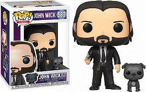 Funko Pop Movies: John Wick - John Wick With Dog #580