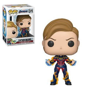 Funko Pop: Avengers Endgame - Captain Marvel #576