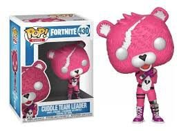 Funko Pop Games: Fortnite - Cuddle Team Leader #430