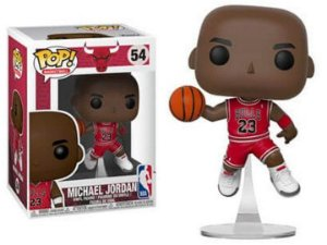 Funko Pop Basketball: Michael Jordan #54