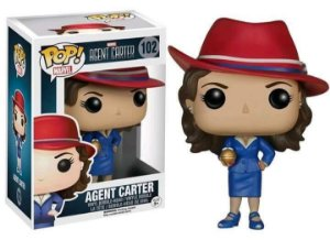 Funko Pop Marvel: Agent Carter #102 (Excl.)
