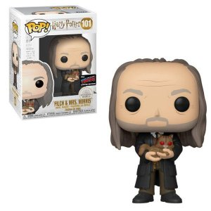 Funko Pop: Harry Potter - Filch 101 (Excl.)