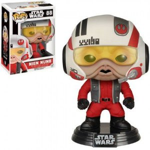 Funko Pop: Star Wars - Nien Nunb 88 (Excl.)
