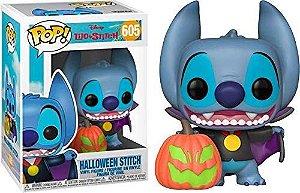 Funko Pop: Lilo & Stitch - Halloween Stitch #605 (Excl.)