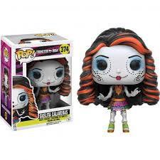 Funko Pop: Monster High - Skelita Calaveras #374 (Excl.)