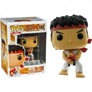 Funko Pop Games: Street Fighter - Ryu #192 (Excl.)