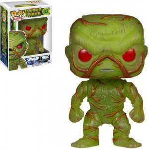 Funko Pop Heroes: Swamp Thing #82