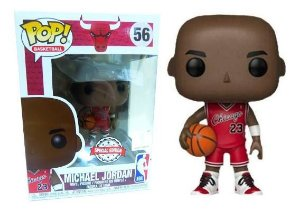 Funko Pop Basketball: Michael Jordan #56 (Excl.)