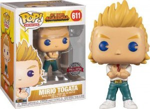 Funko Pop Animation: My Hero Academia - Mirio Togata #611 (Excl.)