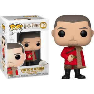 Funko Pop: Harry Potter - Viktor Krum #89