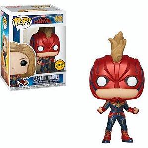 Funko Pop: Captain Marvel - Captain Marvel #425 (Chase)