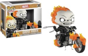 Funko Pop Rides: Marvel - Ghost Rider #33 (Excl.)