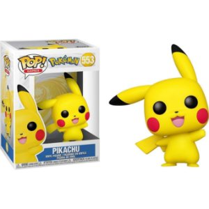 Funko Pop Games: Pokémon - Pikachu #553
